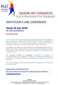 Invitation visio-conference